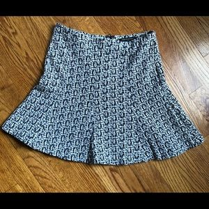 Banana Republic Flippy Mini Skirt